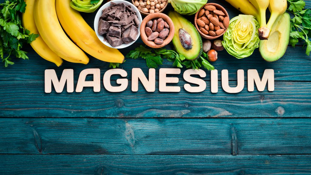 My Favorite Supplement: Magnesium