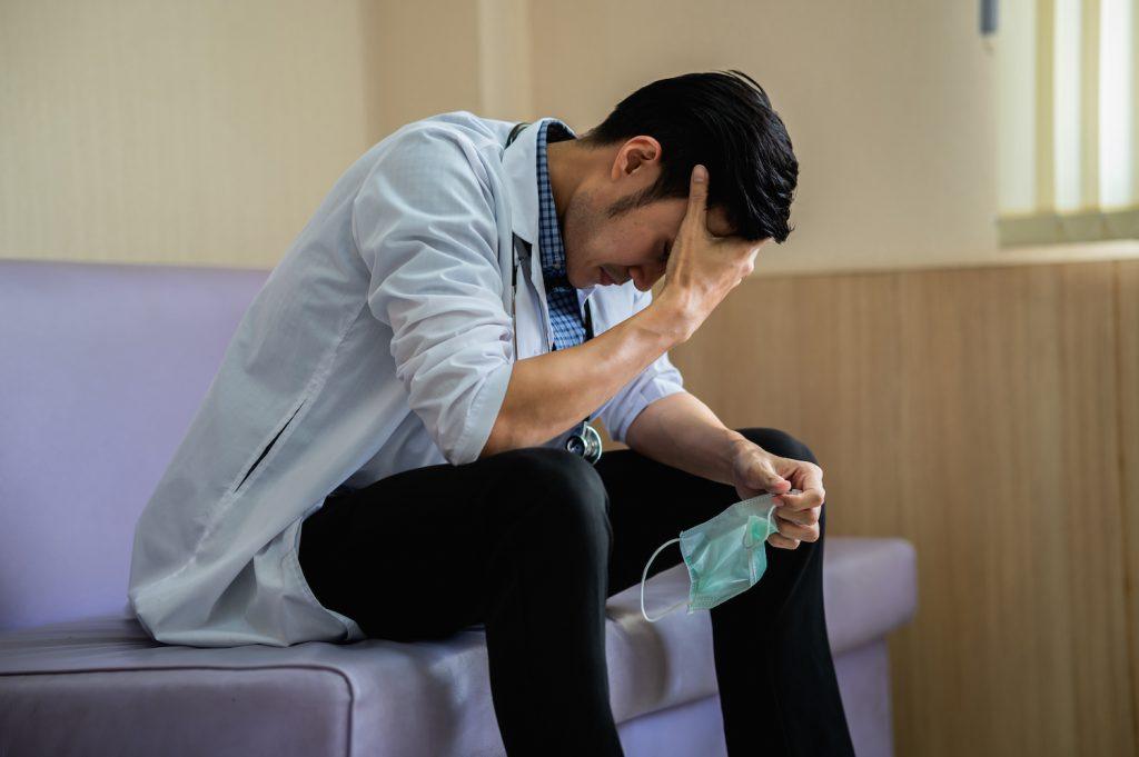 Covid Compassion Fatigue